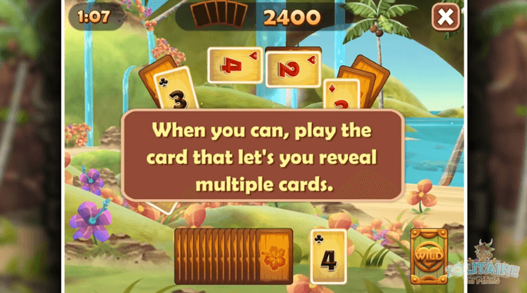 TriPeaks Solitaire Card Games Free 3