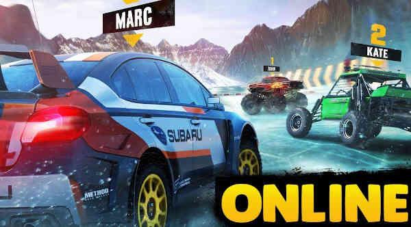 multiplayer racing games