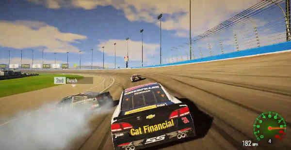nascar racing games