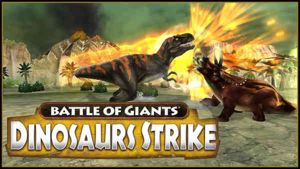 dinosaur fighting games