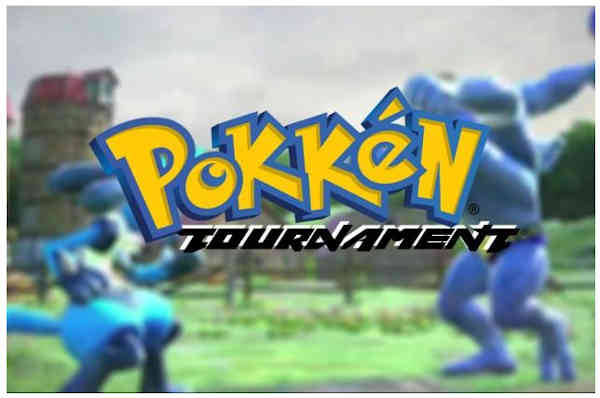 pokemon fighting games