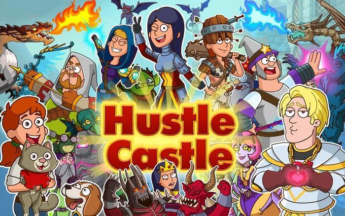 Hustle Castle MOD APK