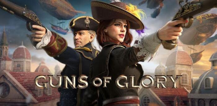 Guns of Glory MOD APK