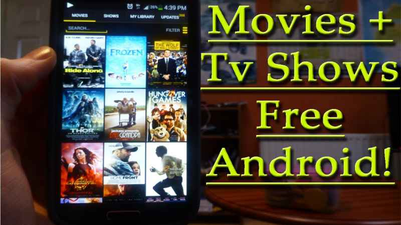 movies and tv shows app