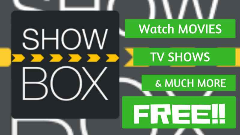 Showbox Free Movies App for Android