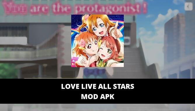 Love Live All Stars MOD APK